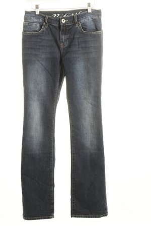 Mavi Jeans dunkelblau Washed-Optik
