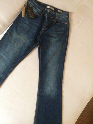 Mavi Jeans Co. Jeans bootcut bleu