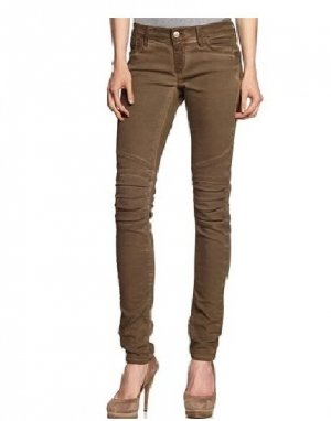 Mavi Jeans Lily graubraun / Skinny / LowRise