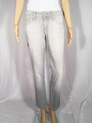Mavi Jeans Lindy grau W28