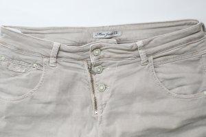 """Mavi Jeans """" Mira """" 31 40 Strechjeans  Boyfriend Jeans Hose sand beige"""