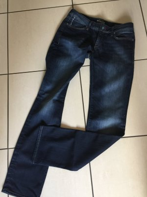 Mavi Jeans, Modell Olivia, LowRise, Straight Leg in Größe 30 /34