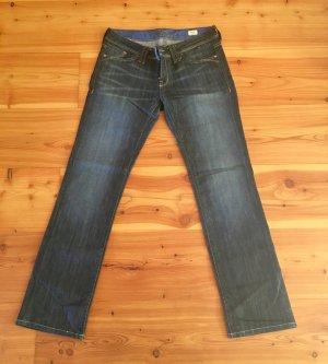 Mavi Boot Cut spijkerbroek donkerblauw