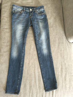 MAVI Jeans Serena Gr 27 / 32 blau