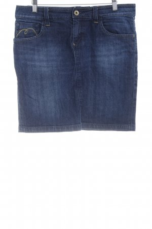 Mavi Jeansrock dunkelblau Jeans-Optik