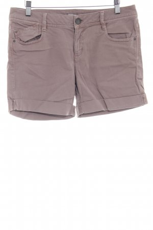 Mavi Short en jean gris lilas style simple