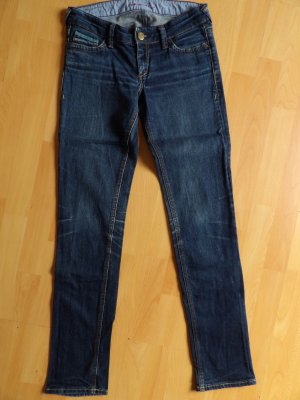 Mavi Lindy Jeans Low-Waist Gr. 29/34 38