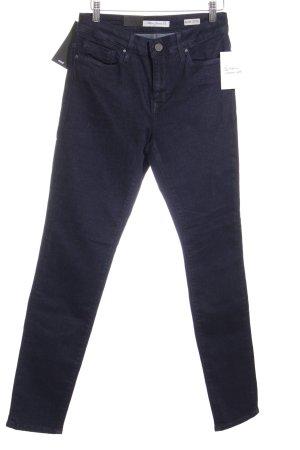 Mavi Röhrenhose dunkelblau Casual-Look