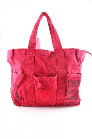 Mavi Shopper rot Casual-Look