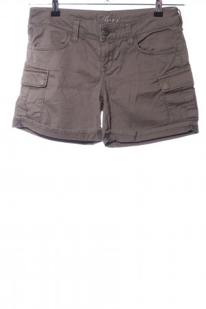 Mavi Shorts braun Casual-Look