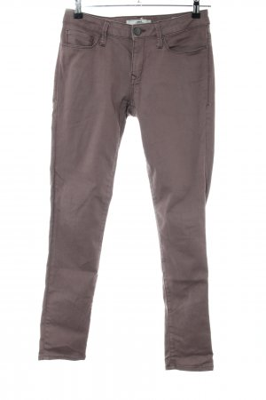 Mavi Skinny Jeans braun Casual-Look