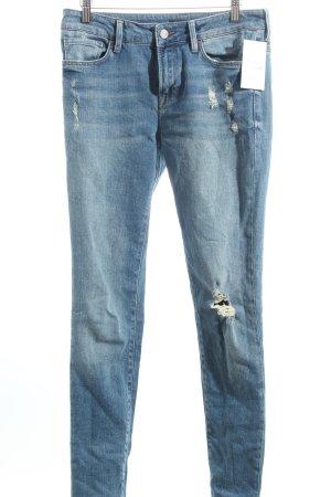 """Mavi Skinny Jeans """"Alissa"""" kornblumenblau"""