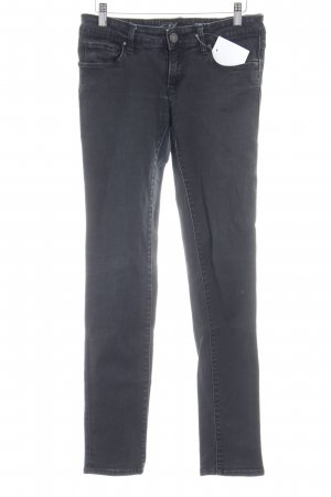 Mavi Skinny Jeans anthrazit Casual-Look