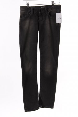 Mavi Skinny Jeans Grau
