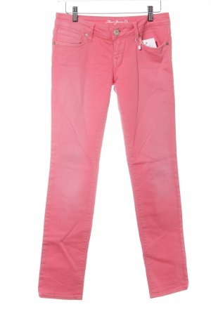 Mavi Skinny Jeans lachs Casual-Look