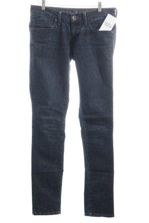 "Mavi Skinny Jeans ""Lindy"" dunkelblau"