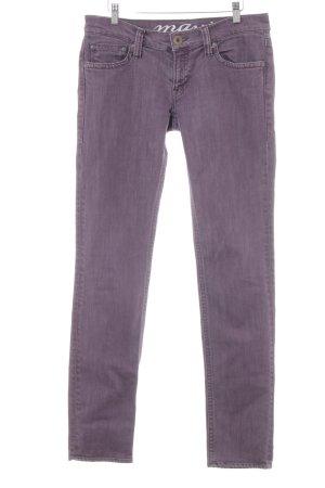 "Mavi Skinny Jeans ""Lindy "" purpur"