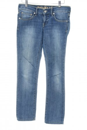 Mavi Skinny Jeans mehrfarbig Jeans-Optik