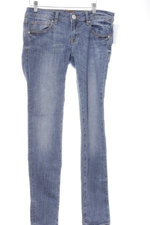 """Mavi Skinny Jeans """"Serena"""" himmelblau"""