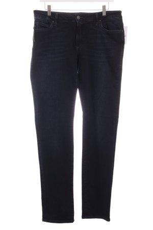 """Mavi Skinny Jeans """"Sophie"""" schwarz"""