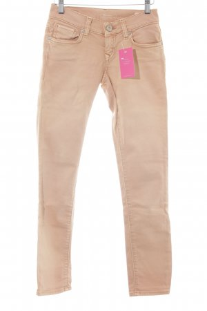 Mavi Slim Jeans apricot Casual-Look