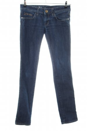 Mavi Slim Jeans blau Casual-Look