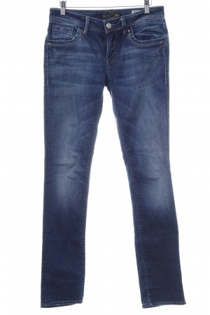 Mavi Slim Jeans blau-himmelblau Casual-Look