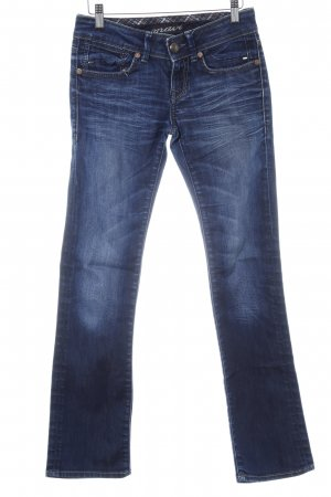 Mavi Straight-Leg Jeans blau Casual-Look
