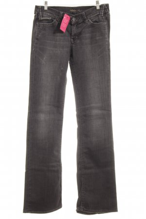 Mavi Straight-Leg Jeans graublau Casual-Look