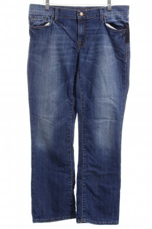 """Mavi Straight-Leg Jeans """"MONA"""" blau"""