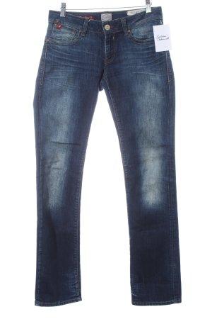 """Mavi Straight-Leg Jeans """"Olivia"""" dunkelblau"""