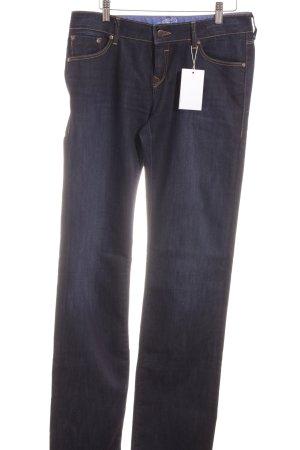 """Mavi Jeans a gamba dritta """"Olivia"""" blu scuro"""