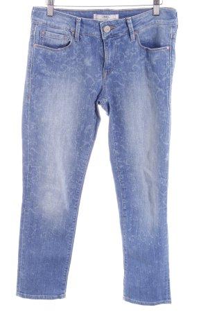 Mavi Straight-Leg Jeans stahlblau Casual-Look