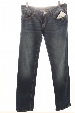 Mavi Stretch Jeans stahlblau Casual-Look
