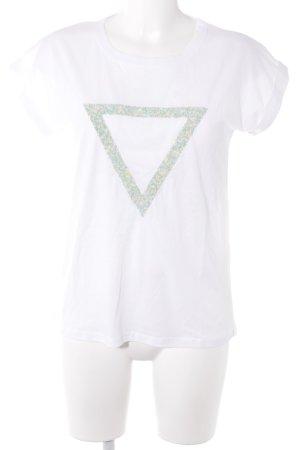Mavi T-Shirt mehrfarbig Casual-Look