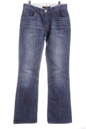 "mavi UPTOWN Boot Cut Jeans ""Flare"" blau"