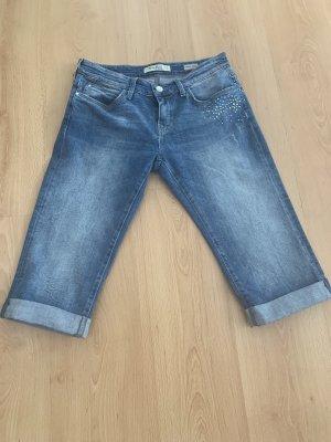 Mavi UPTOWN Capri Jeans mit Strass