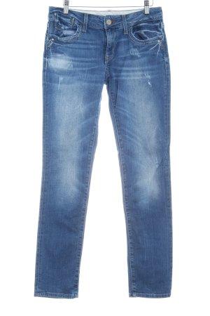 mavi UPTOWN Skinny Jeans Farbverlauf Casual-Look