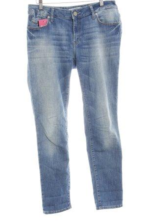 mavi UPTOWN Skinny Jeans kornblumenblau Casual-Look