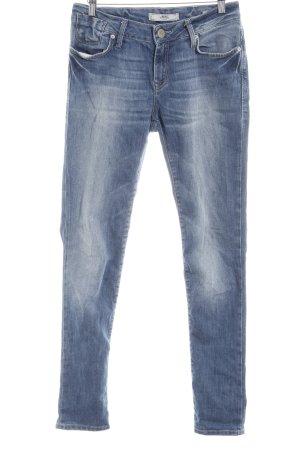 mavi UPTOWN Skinny Jeans mehrfarbig Washed-Optik