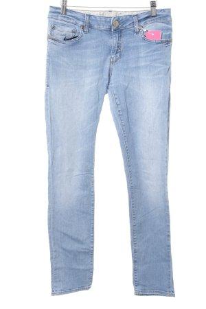 "mavi UPTOWN Slim Jeans ""Sophie"" stahlblau"