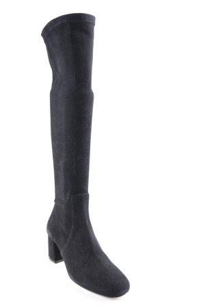 Max & Co. Absatz Stiefel schwarz Casual-Look
