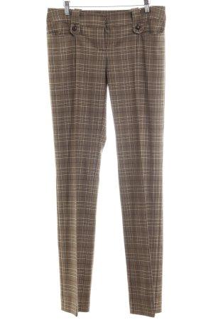 Max & Co. Pantalon de costume motif à carreaux style décontracté