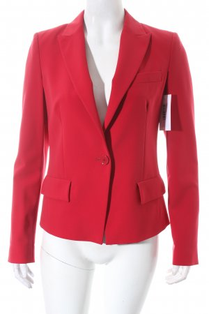 Max & Co. Blazer dunkelrot Business-Look