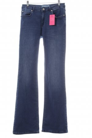 Max & Co. Boot Cut Jeans blau Casual-Look