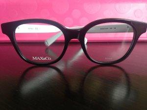 Max & Co. Bril wit-zwart