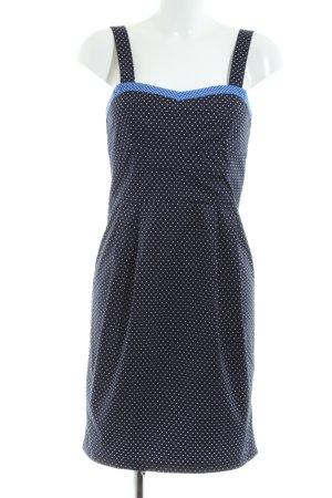 Max & Co. Bustier Dress spot pattern elegant