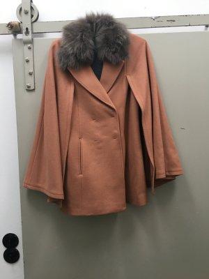 Max & Co. Abrigo de lana nude Lana