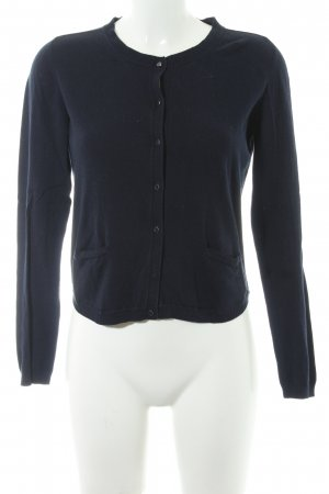 Max & Co. Cardigan dunkelblau Casual-Look