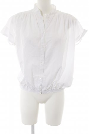 Max & Co. Carmen Blouse natural white business style